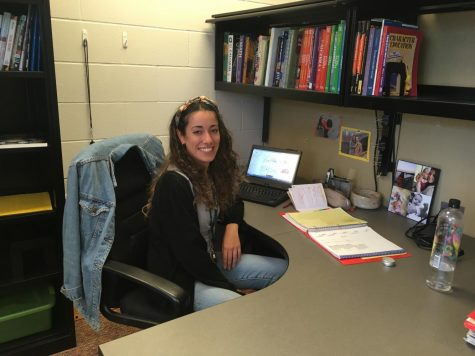 Amity teacher Ramajo explores American education