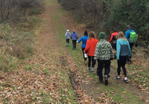 Outdoors club appreciates and honors nature