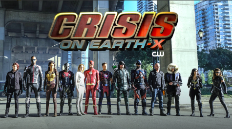 The superoes from the shows line up for their crossover on Nov 27 and 28.