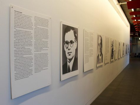 History exhibit tells the tale of Nazi rebels