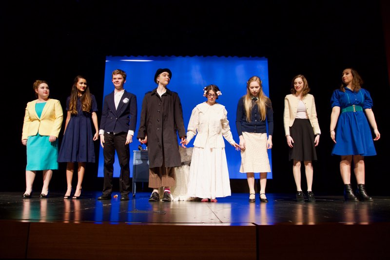 One Act performances spotlight senior directors, MSHSL show
