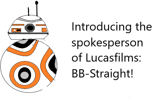 The lack of LGBTQ+ characters in the recent Star Wars film sets a dangerous precedent.