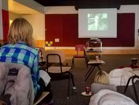 Film Club hosts annual movie marathon