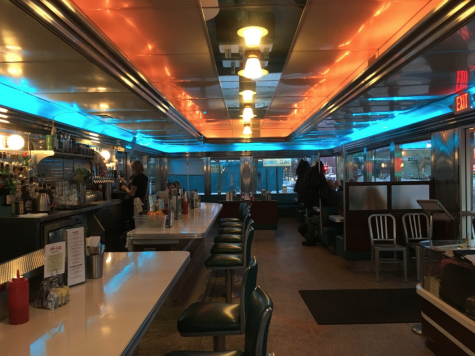 The diner originated in 1957 in Pittsburgh, Pennsylvania. where it served as the Venus Diner until 2014 when it moved to Minnesota.