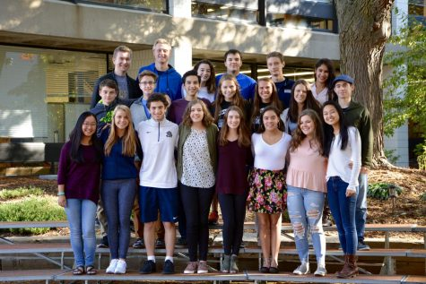 Lifers at SPA have spent their K-12 learning experience at the LS, MS, and US. This year's senior class has 21 lifers.