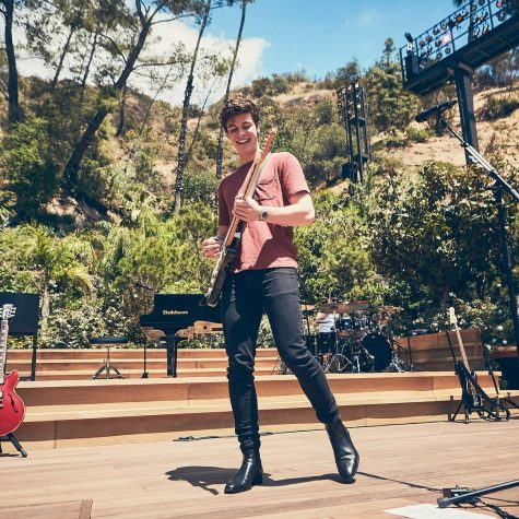 Shawn Mendes's third album showcases all the summer vibes with groovy songs such as