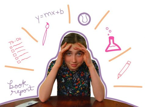 Students give advice on minimizing stress during exams