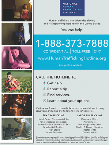 History of Women in the World combat Human Trafficking