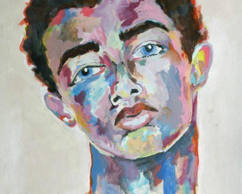 [ARTIST PROFILE] Lang creates versatile portraiture with acrylics