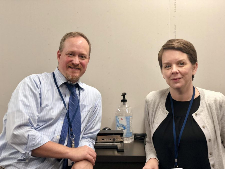This year, instead of one Dean of Students, there are two new roles headed by Academic Dean Tom Anderson and Dean of Students Chantal Thornberry,