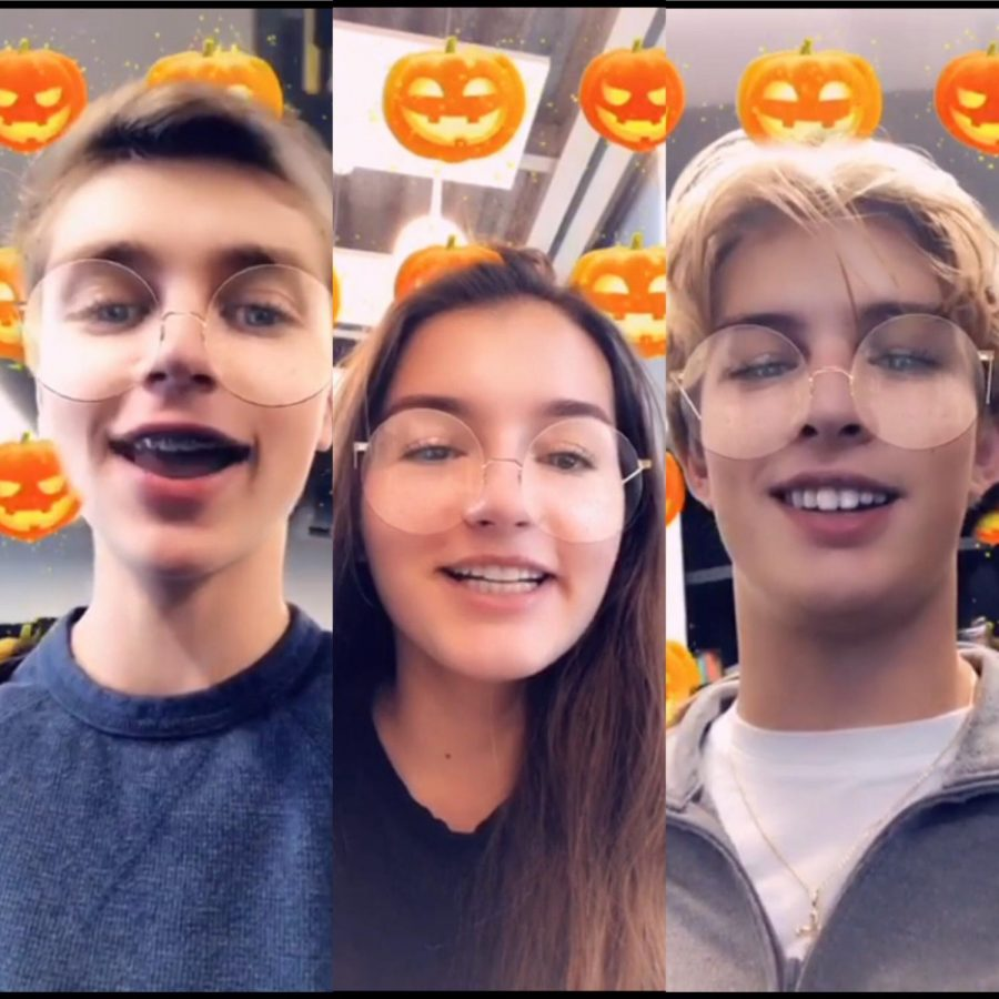 Students and faculty use Snapchat to answer