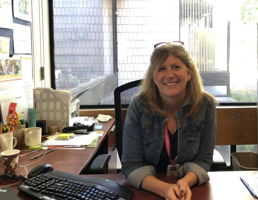 Asst. Head of School Jill Romans