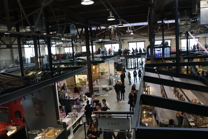 After 11 years in the making, Keg and Case West Seventh Market caters 23 local vendors offering food, art and more.