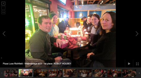 Trivia Mafia hosts trivia nights at Pizza Luce in Richfield on Wednesdays.
