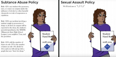 [STAFF EDITORIAL] SPA needs to create a clearer, more detailed sexual assault policy