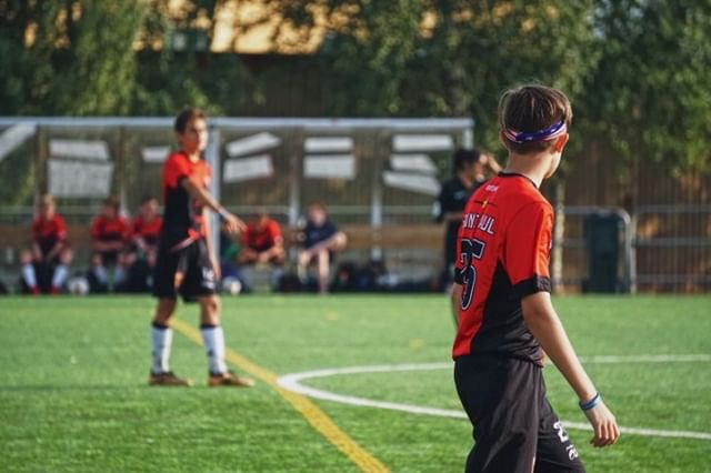 9th grader Mac Brown has been playing soccer since he was 5 years old.