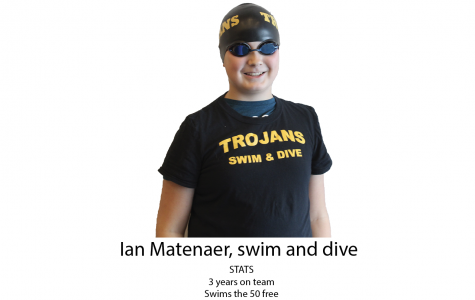 Ian Matenaer: Boys Swim and Dive