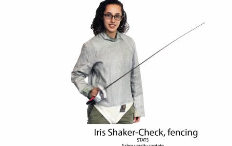 Iris Shaker-Check: Fencing