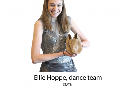Ellie Hoppe: Dance Team