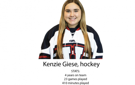 Kenzie Giese: Girls Hockey