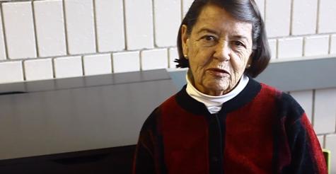 Weyerhauser remembers school dances and meeting her husband