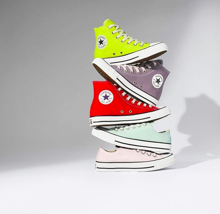 The history of Converse All Stars