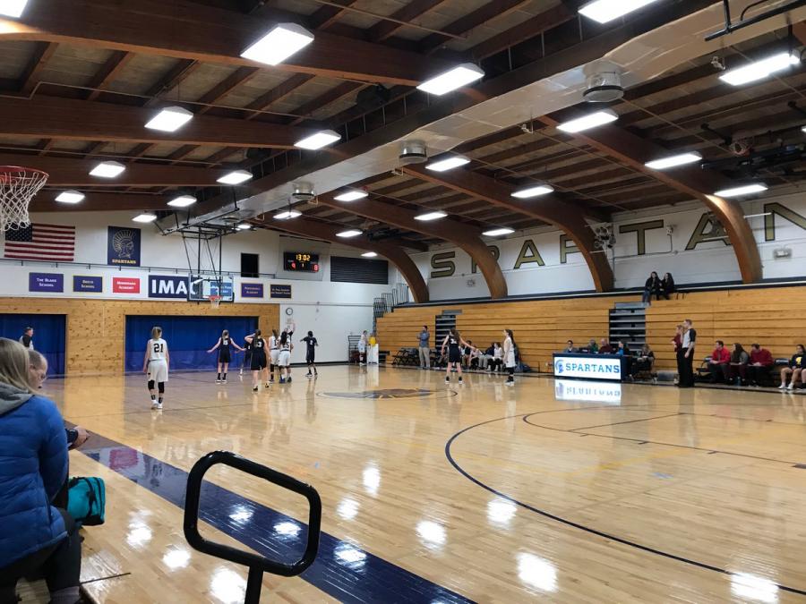 SPA Girls Basketball defeats Breck in barn burner