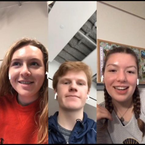 SPA students took to Snapchat to share their favorite song.