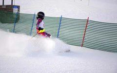 Polar vortex changes the course of Alpine ski race