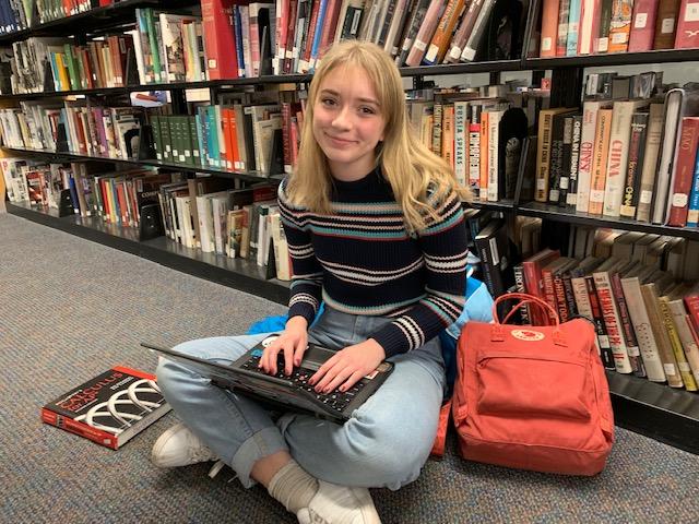Online strangers become Bergner's virtual friends