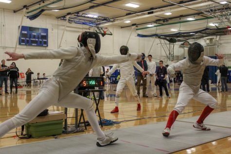 Fencing posts solid results at state, boys take home 1st overall