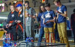 Robotics posts solid results at state, fails to make worlds