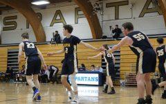 Boys' Varsity Basketball advances to section quarterfinal