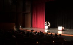 Ninth graders perform Romeo and Juliet at VeronaFest