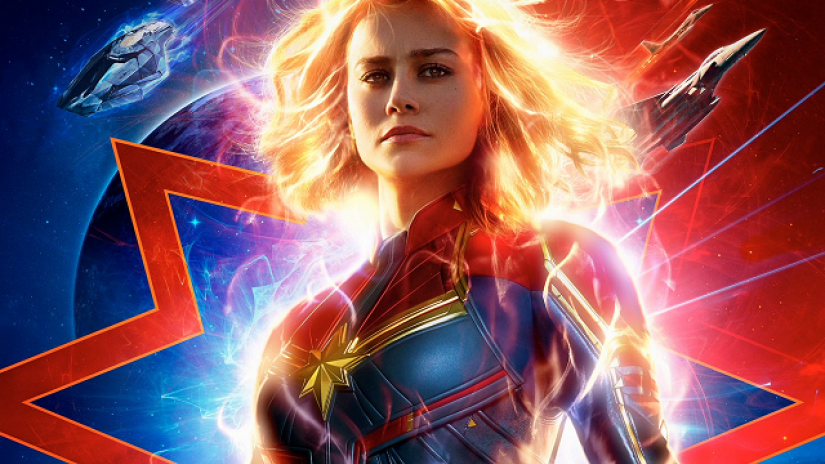 Brie Larson stars as Captain Marvel in the latest addition to the MCU.