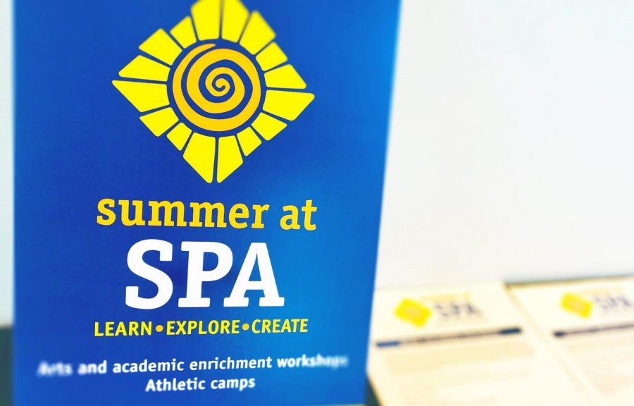 With such diverse summer enrichment programs at SPA, student must cease the opportunity to choose one that aligns with their interests.