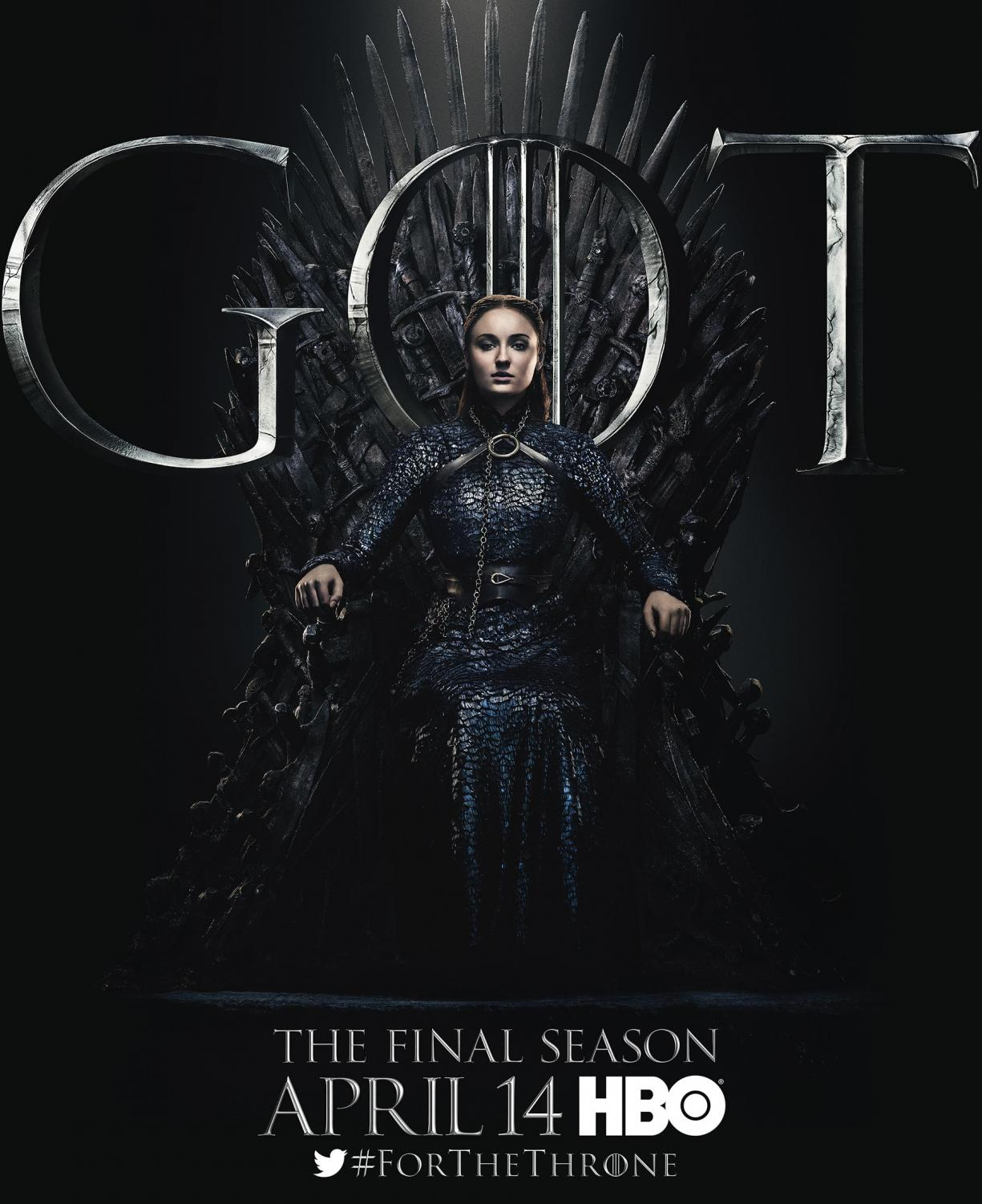 Game of Thrones has long been considered one of the top shows on television. Winning 239 awards and being nominated for over 700, this is the final season of the fantasy epic.