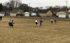 Boys ultimate wins first game of the season