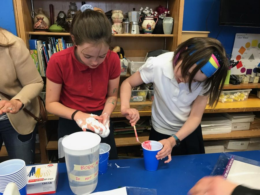 Lower School Science Night inspires scientific curiosity