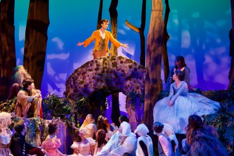 Spring Musical transports audience into twisted fairy tales