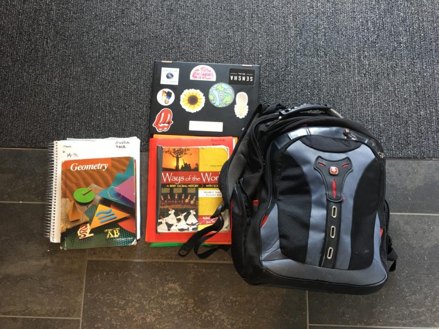 What's in that backpack? – The Rubicon