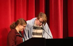 Student elections mean preparation, public speaking
