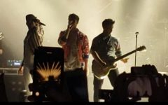 The Jonas Brothers played the Armory as part of the NCAA Final Four on Apr. 6. They return to Minnesota for their tour on Sept. 16.