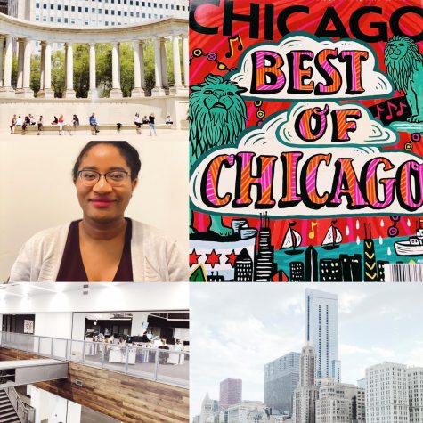 In this episode of Senior Project: A Podcast, Geller interviews a fellow intern at the Chicago Magazine, Maridsa Choute.