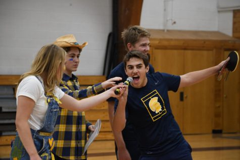 PHOTO STORY: Pep Fest highlights Spartan spirit