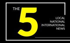 [THE 5] Thai soldier on shooting rampage, Mississippi prisons, Lesotho murder and more