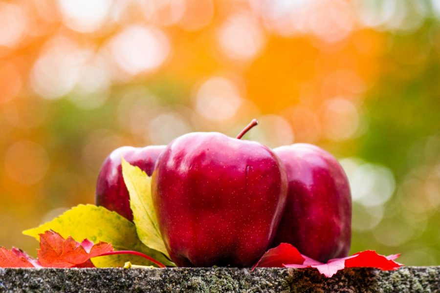 There are more flavors to be explored during the fall season. Apple is a classic.