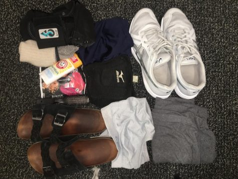 [WHAT'S IN MY BAG] Inside Karla Garcia's volleyball bag