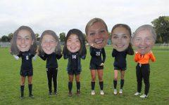 [PHOTO GALLERY] Girls soccer celebrates senior night