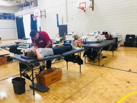 USC changes blood drive's location and information systems to increase participation